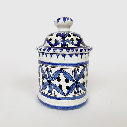 Vintage - Petit pot couvert Italien