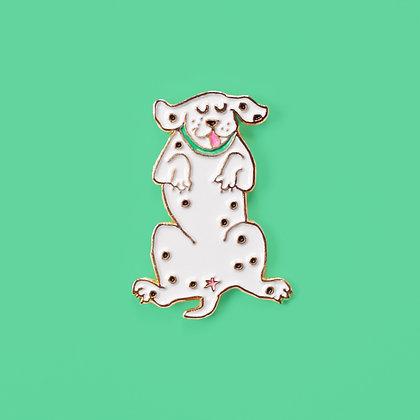 Coucou Suzette - Pins Dalmatien