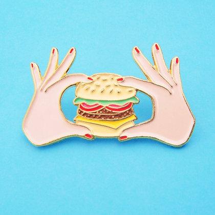 Coucou Suzette - Pins Burger
