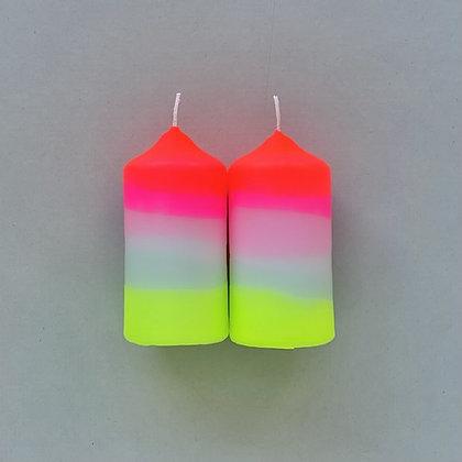 Lot de 2 bougies - Lollipop