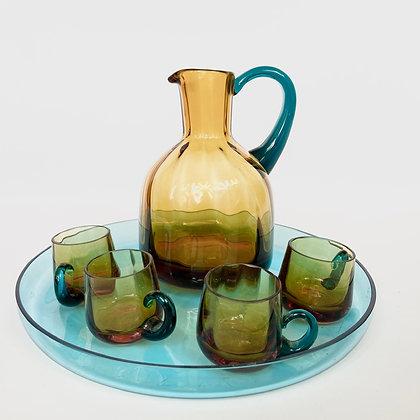 Vintage - Service à liqueur Georges Sand