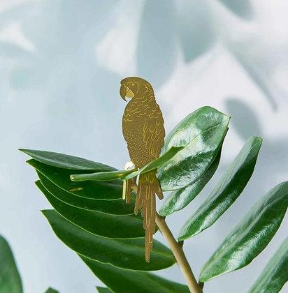 Décoration de plante Perroquet