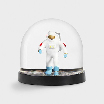 & KLEVERING - Boule à neige Astronaute
