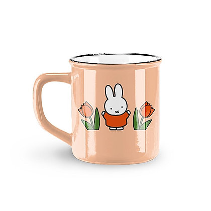 Mug Miffy Rose