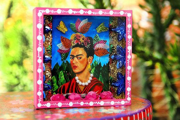 Vitrine Frida Kahlo #2