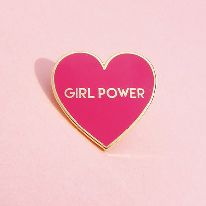 Coucou Suzette - Pins Girl Power