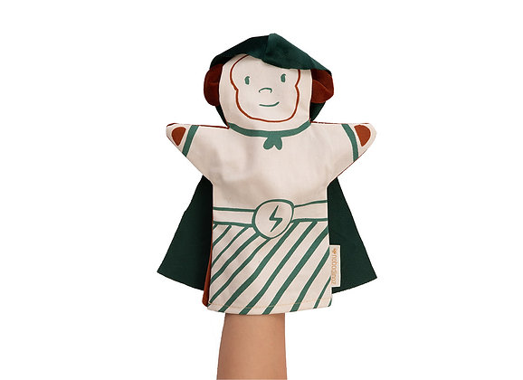 NOBODINOZ - Marionnette Singe