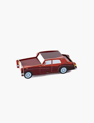 Voiture 3D à construire - Rolls Royce