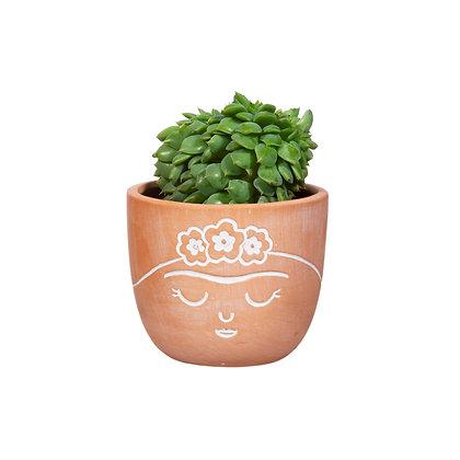 Mini porte plante Frida Kahlo