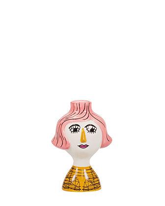 Bougeoir Femme rose