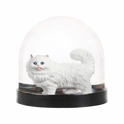 & KLEVERING - Boule à neige Chat