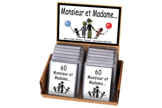 60 Monsieur et Madame