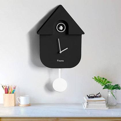 Horloge Coucou Noire