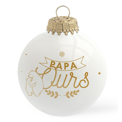 Baubels - Papa Ours