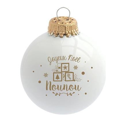 Baubels - Joyeux Noel Nounou