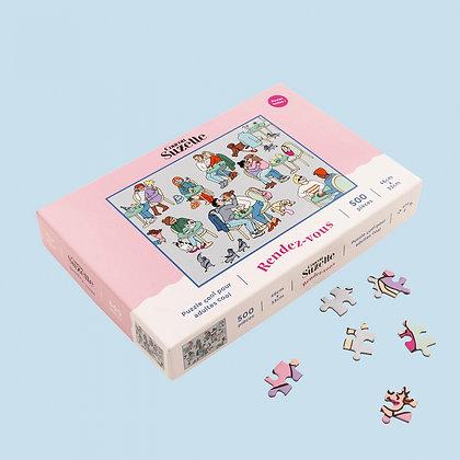 Coucou Suzette - Puzzle Rendez-vous