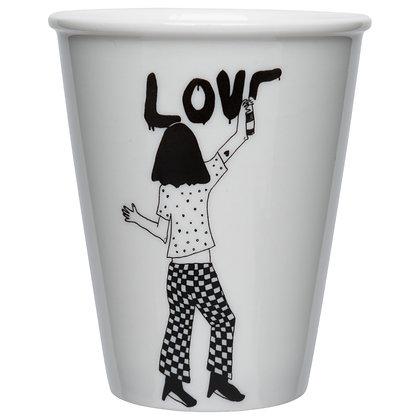 Helen B - Gobelet Femme Love