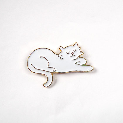 Coucou Suzette - Pins Chat Pacha