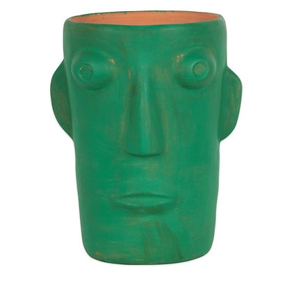 Grand vase Cabeza Vert