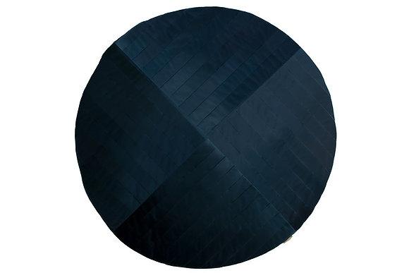 NOBODINOZ - Tapis jungle Bleu
