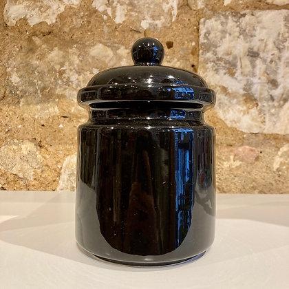 Vintage - Boite / Pot noire