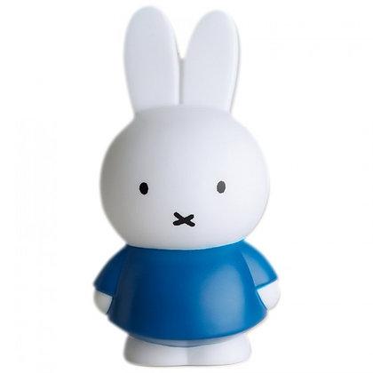 Tirelire Miffy Bleu