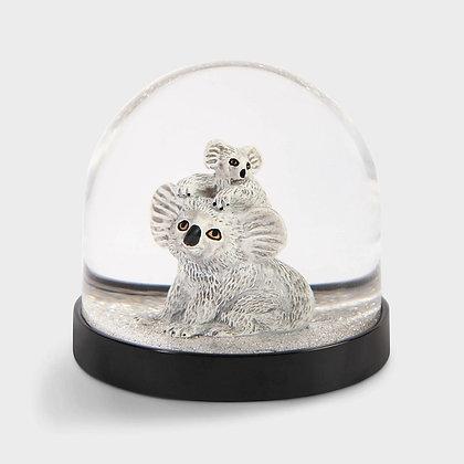 & KLEVERING - Boule à neige Koala