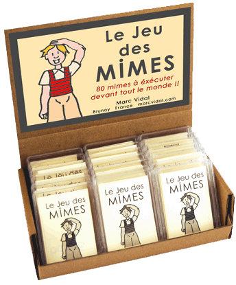 Le jeu de mimes