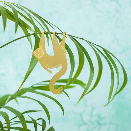Décoration de plante Lémurien