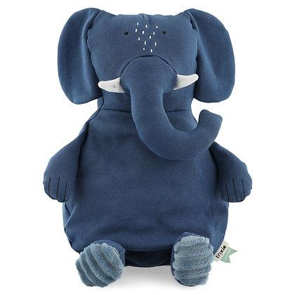 Trixie - Grande peluche Eléphant
