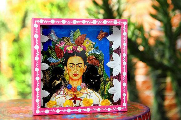 Vitrine Frida Kahlo #1