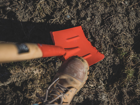 What is the best tool for trench digging?