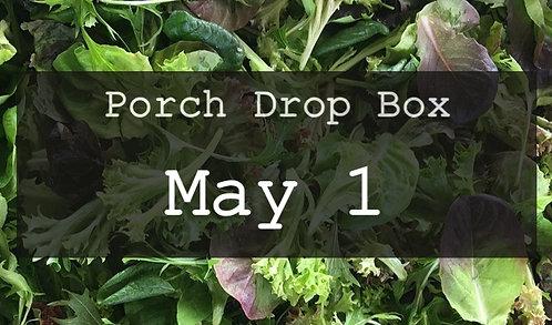 Porch Drop Box- May 1