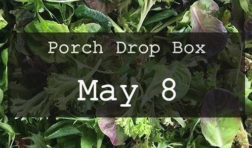 Porch Drop Box- May 8