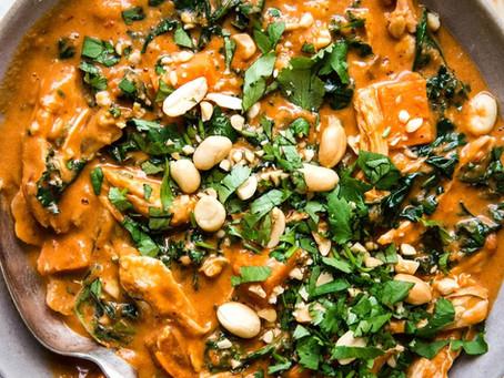 Vegetarian Peanut Soup