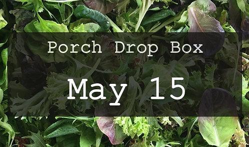 Porch Drop Box- May 15