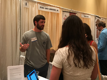 Promoting the C.A.R.E.S. Pharmacy Network at Alabama Pharmacy Association Meeting