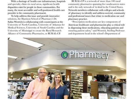 RURAL-CP Network in Beyond Auburn Magazine