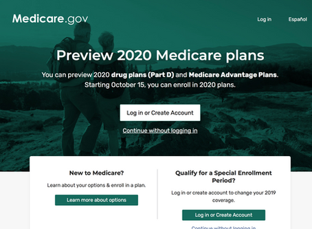 A new Medicare Plan Finder is now launched