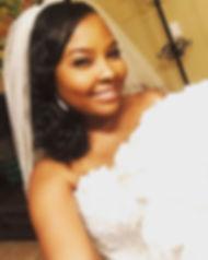Bridal hair done by me ..jpg