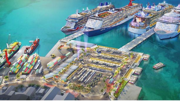 No Dredging in Hog Sty Bay for new Port.