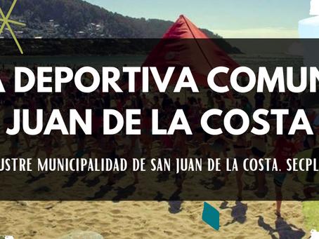 APLICAN ENCUESTA PARA PRIORIZAR PROYECTOS DEPORTIVOS EN SAN JUAN DE LA COSTA.