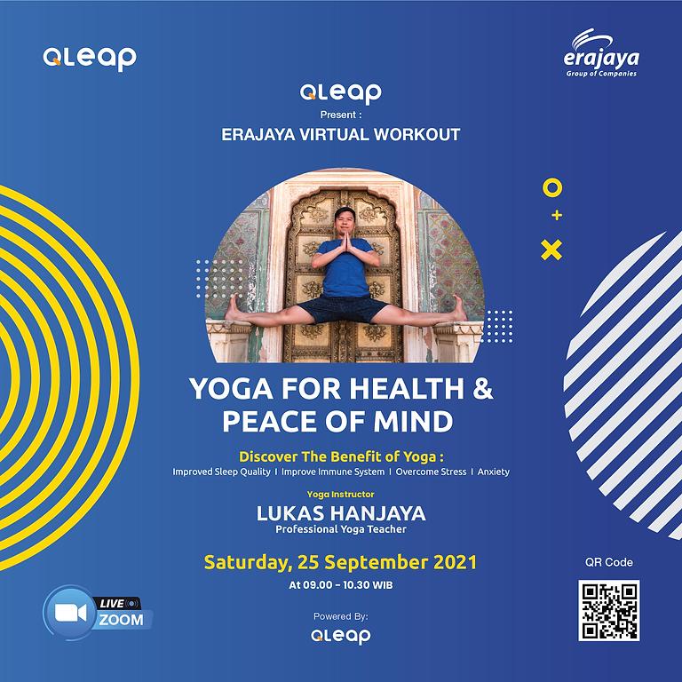 QLEAP VIRTUAL WORKOUT - Yoga Class