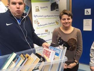 Book delivery to Coleshill Centre in Llanelli