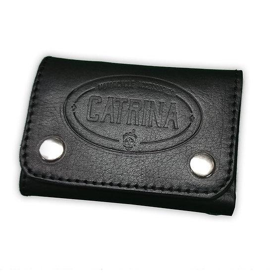 Billetera Biker Negra/Black Biker Wallet