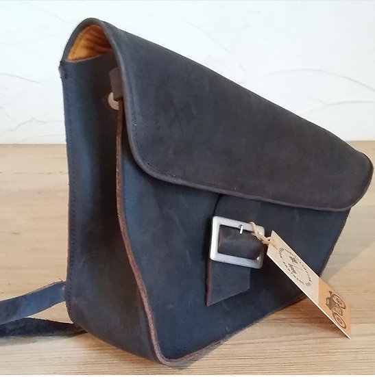 Alforja Solo Bag Chocolate Dark / Dark Chocolate Saddlebag