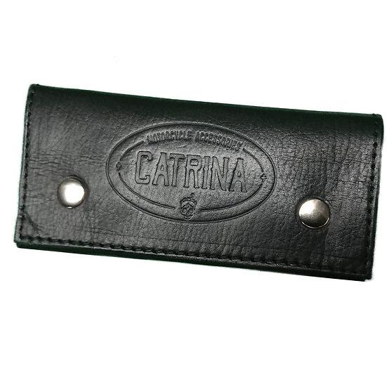 Billetera Barber Negra/Black Barber Wallet