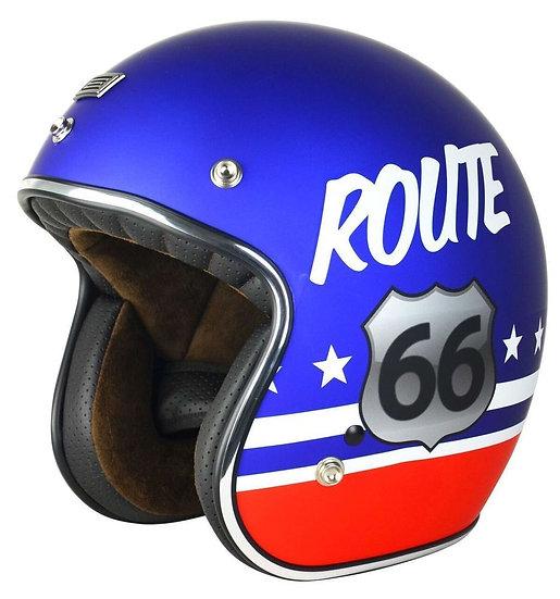 Casco Route 66 Origine