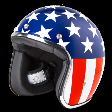 Casco Stormer Pearl Easy Rider