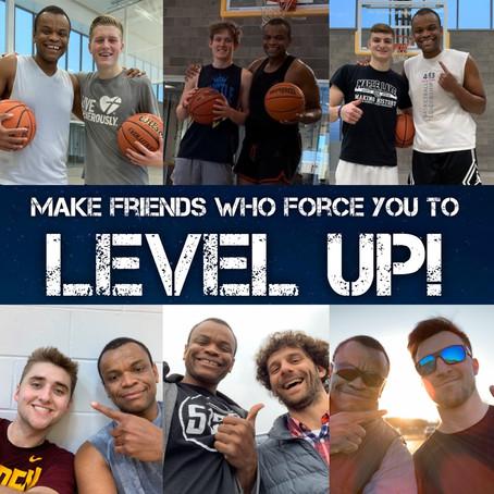 Better Together: Level Up!